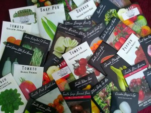 Seed Packets | The Coeur d'Alene Coop